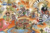 【拼圖總動員 PUZZLE STORY】航海王-四季之秋 PuzzleStory/海賊王 One Piece/1000P