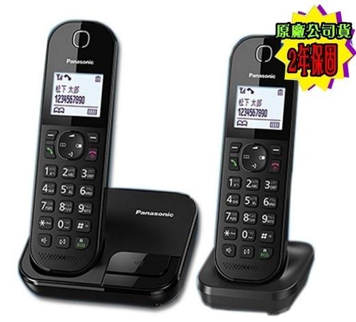 ◤首創繁體中文注音輸入電話簿 ◢ 國際牌1對2雙子機無線電話( KX-TGC282)公司貨