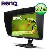 【BenQ】2K 廣色域專業攝影修圖螢幕(SW2700PT)