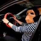 汽車方向盤套卡通車把套男女四季通用型韓國可愛個性 亞斯藍