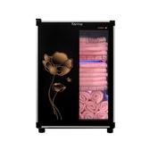 烘碗機小型紫外線毛巾消毒櫃家用商用台立式78L毛巾消毒櫃 全館免運DF