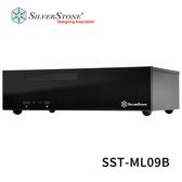 SilverStone 銀欣 SST-ML09 B 黑色 直立橫躺兩用 Mini-ITX 機殼
