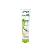 【CLIVEN香草森林】Amalfi天然蘆薈膠&小麥胚芽保濕全效霜150ml