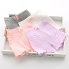 女童打底安全褲夏季薄款純棉兒童防走光短褲白色內搭彈力保險褲子寶貝計畫 上新