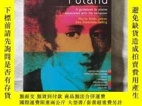 二手書博民逛書店肖邦的波蘭罕見(波蘭畫冊 圖文並茂)Chopins Poland A guidebook to places as