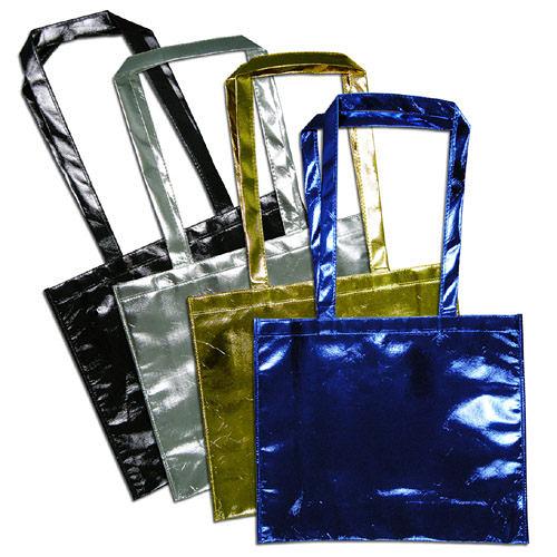 【客製化】炫光閃亮購物袋 環保袋 W 422 x H 355 mm 不織布袋 (S1-A) S1-01011