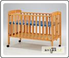 {{ 海中天休閒傢俱廣場 }} G-9 摩登時尚 臥室系列 328-1  4.2尺貴族嬰兒床