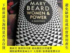 二手書博民逛書店MARY罕見BEARD WOMEN & POWER(瑪麗·比爾德