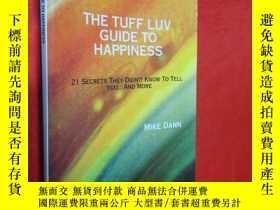 二手書博民逛書店THE罕見Tuff Luv Guide to Happiness