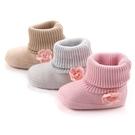 寶寶雪靴 嬰幼兒學步鞋/寶寶鞋 童鞋(1...