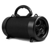 【HA219】麥克風多功能 攜帶型藍牙喇叭158L (隨身碟/TF卡/FM) 隨身音箱 EZGO商城