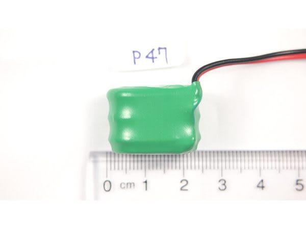 全館免運費【電池天地】 P47 無線電話電池3.6V 120mah