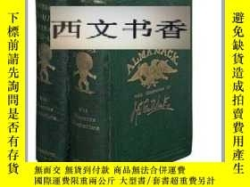 二手書博民逛書店1870年出版,(喬治•克魯克香克著《THE罕見COMIC AL