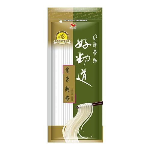 統一好勁道家常麵條300g【愛買】