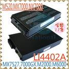 GATEWAY 電池-捷威 電池- MX7000,MX7100,MX7315,MX7337,MX7340,MX7500,MX7525,MX7527