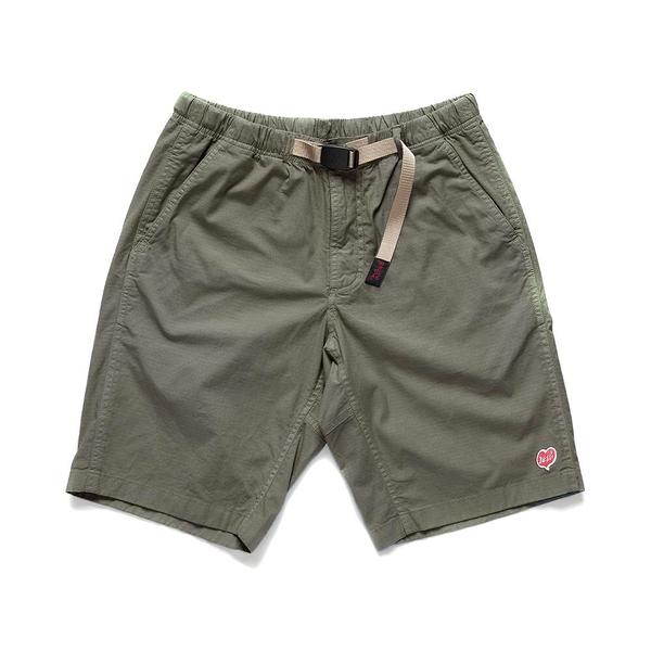Deus Ex Machina Gramicci X Deus Shorts 短褲-男/女(綠)
