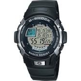CASIO 卡西歐 G-SHOCK 極限賽車腕錶-黑 G-7700-1HDR / G-7700-1