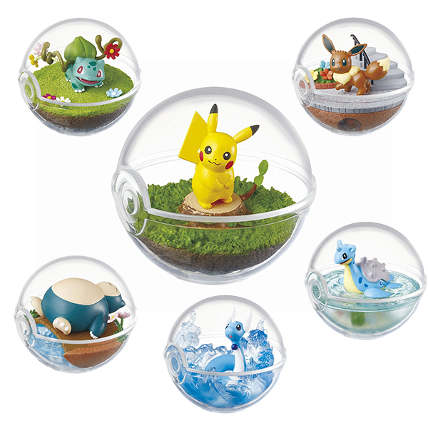 寶可夢 飼育生態球 擺飾 盒玩 第一代 Pokemon 神奇寶貝 日本正品 該該貝比日本精品