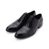 Meurieio Belliei 真皮雕花牛津紳士皮鞋 黑 HX507-334 男鞋 鞋全家福