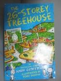 【書寶二手書T1/原文小說_GBN】The 26-Storey Treehouse_Andy Griffiths,Terry Denton (ILT)