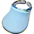 SUNSOUL/HOII/后益---新光感(防曬光能布)---伸縮彩帽 UPF50+ 藍光(脈衝光防曬遮陽帽)