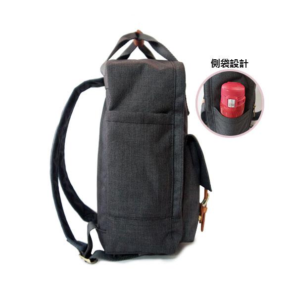 CORRE【PV032】防水方形後背包