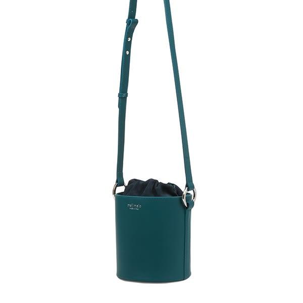 meli melo-Santina mini 大理石綠桶包