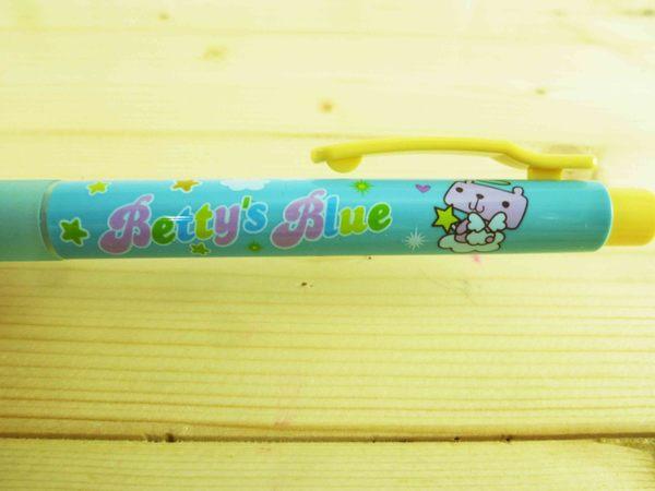 【震撼精品百貨】貝蒂熊_Betty Bear~2用筆-藍彩虹