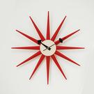 手錶 時鐘 簡約 掛鐘 鍾【R0008】GN經典光芒鐘 Sunburst Clock/時鐘(三色) 收納專科