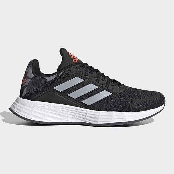 【現貨】Adidas DURAMO SL 女鞋 大童 休閒 透氣 柔軟 黑【運動世界】FY8893