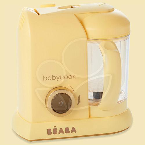 ★BEABA BabyCook Solo 嬰幼兒副食品調理機(馬卡龍黃)【佳兒園婦幼館】