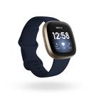 Fitbit Versa 3 一卡通智慧運動手錶 海軍藍