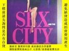 二手書博民逛書店英文書罕見SEX AND THE CITY 共201頁 32開Y15969