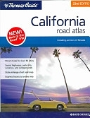 二手書博民逛書店《California Road Atlas: Including Portions of Nevada》 R2Y ISBN:052885853X