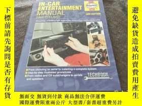 二手書博民逛書店In-Car罕見Entertainment Manual. In