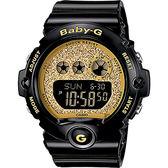 CASIO 卡西歐 Baby-G 經典率性運動錶-金x黑 BG-6900SG-1 / BG-6900SG-1DR