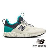 【New Balance】 復古鞋 MFLTBDWP-D 男性 米白