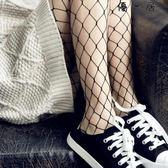 2雙黑色漁網襪短襪女情趣鏤空絲襪Y-0571