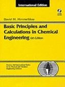 二手書博民逛書店 《Basic Principles and Calculations in Chemical Engineering》 R2Y ISBN:0133766667