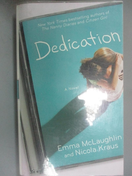 【書寶二手書T9/原文小說_CLI】Dedication_Mclaughlin