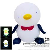 【虎兒寶】giimmo 魔幻燈彩安撫玩伴-小企鵝貝比Bebe(充電型)【屈臣氏】