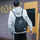 束口袋抽繩雙肩包男女小學生書包    瑪奇哈朵    瑪奇哈朵