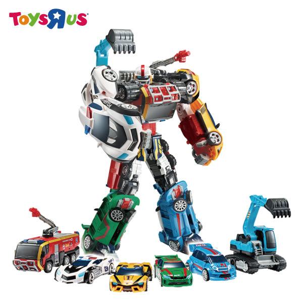 玩具反斗城 TOBOT 機器戰士MAGMA6