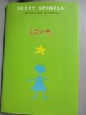 【書寶二手書T3/原文小說_JDT】Love, Stargirl_Spinelli, Jerry