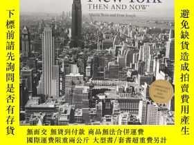 二手書博民逛書店(英文原版)New罕見York: Then and Now 紐約