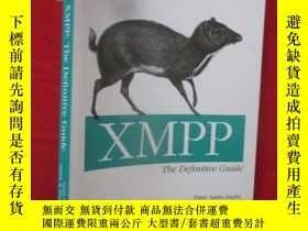 二手書博民逛書店XMPP:罕見The Definitive Guide: Bui