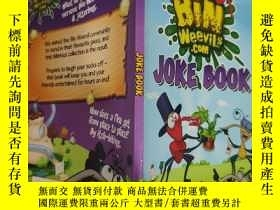 二手書博民逛書店bin罕見weevils joke book 象鼻蟲笑話書..Y200392