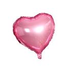 愛心氣球心形鋁箔鋁膜錶白告白氣球婚慶結婚婚房布置生日裝飾用品