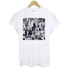 Rolling Stones-Exile短袖T恤 白色 滾石英國舌頭嘴唇經典LOGO樂團音樂rock