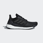 Adidas Solar Boost W [BC0674] 女鞋 運動 慢跑 休閒 緩震 舒適 輕量 愛迪達 黑灰